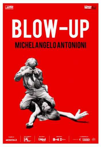 Blow-up locandina