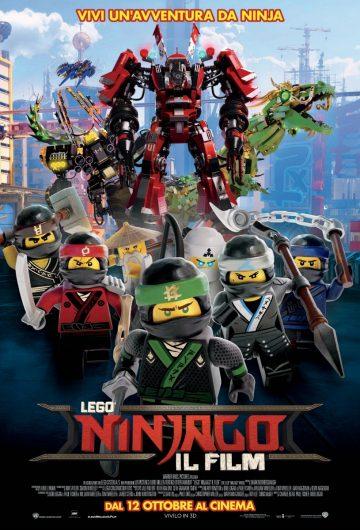 Lego Ninjago locandina