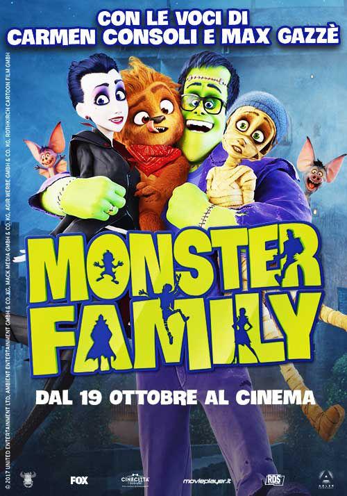 Risultati immagini per monster family