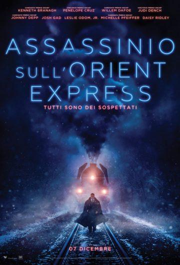 ASSASSINIO SULL'ORIENT EXPRESS locandina