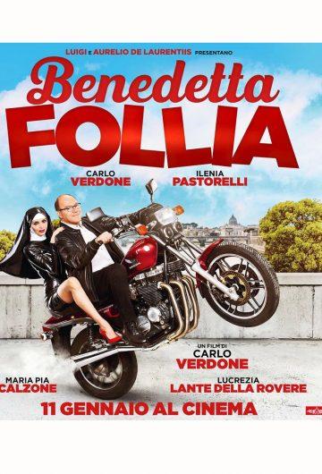 Benedetta Follia locandina