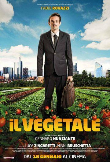 Il vegetale locandina