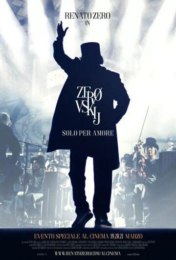 Zerovskij – Solo per amore locandina