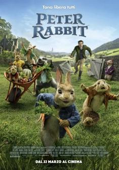 Peter Rabbit locandina