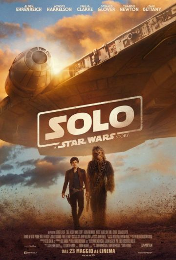 Solo: A Star Wars Story locandina
