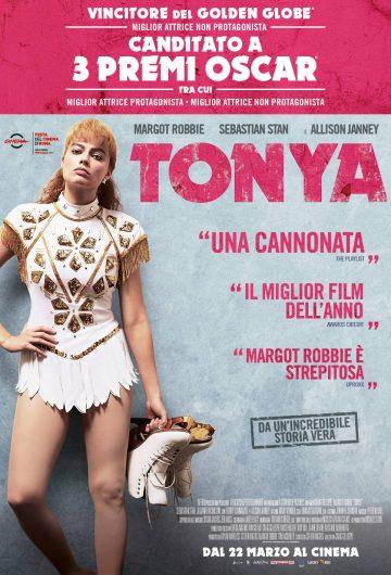 Tonya locandina