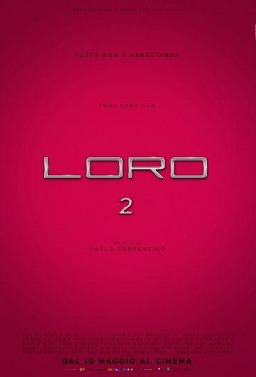 Loro 2 locandina