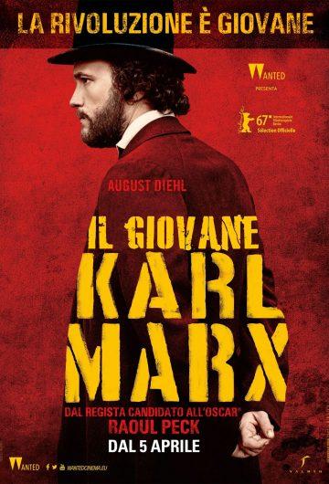 Il giovane Karl Marx locandina