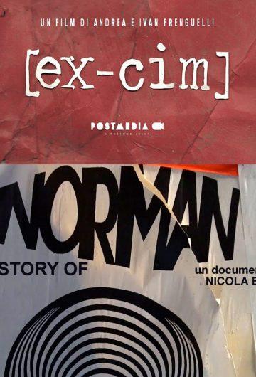 EX CIM + NORMAN locandina