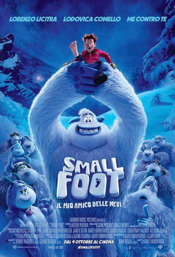 Smallfoot – il mio amico delle nevi locandina