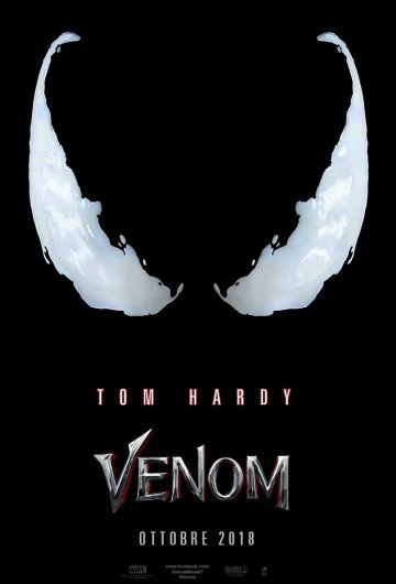 Venom locandina