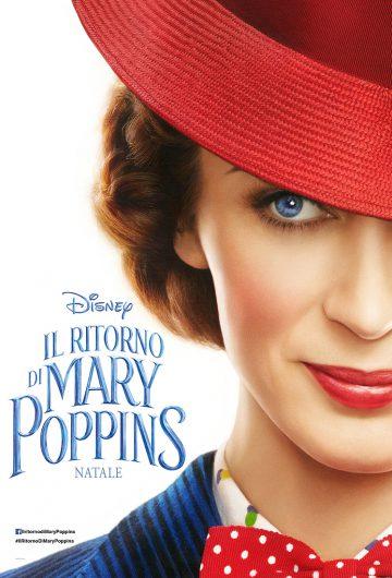 Il Ritorno di Mary Poppins locandina