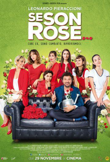 Se son rose locandina