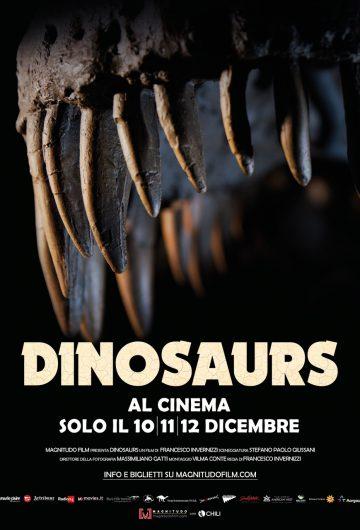 Dinosaurs locandina
