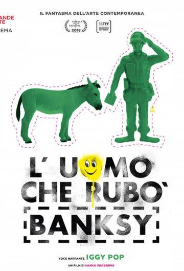L'uomo che rubò Banksy locandina