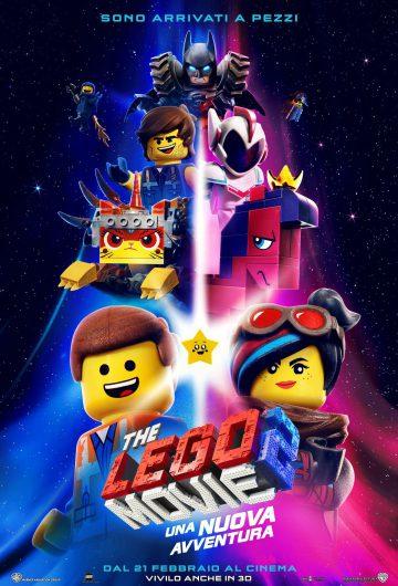 Lego Movie 2 locandina