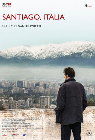 Santiago, Italia locandina