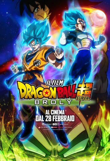 Dragon Ball Super: Broly locandina