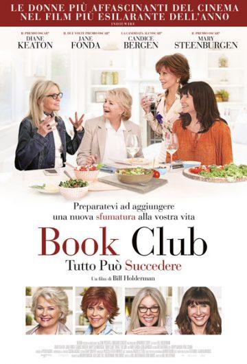Book Club – Tutto può succedere locandina