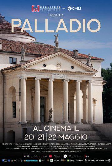 Palladio locandina