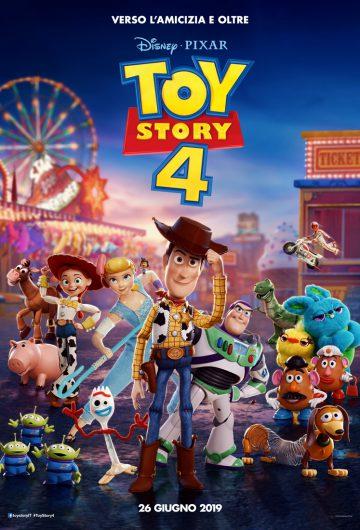 Toy Story 4 locandina