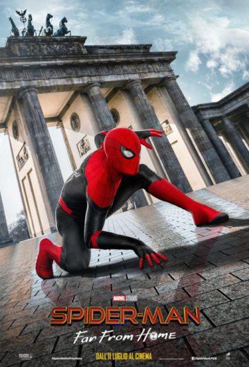 Spider-Man: Far From Home locandina