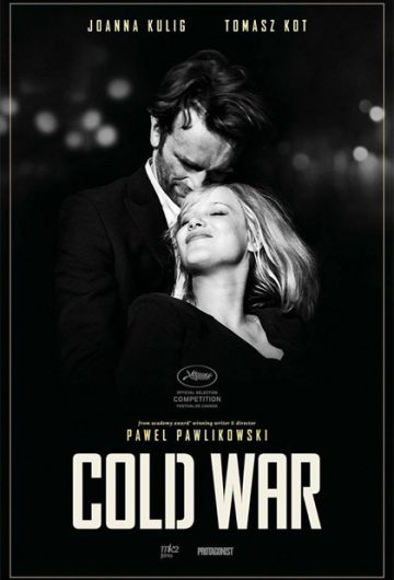 Cold war locandina