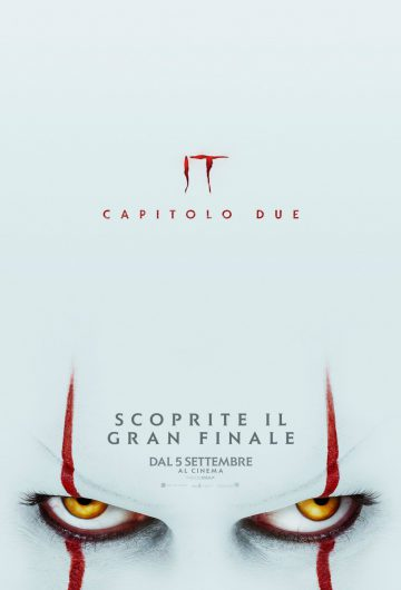 IT: Capitolo 2 locandina