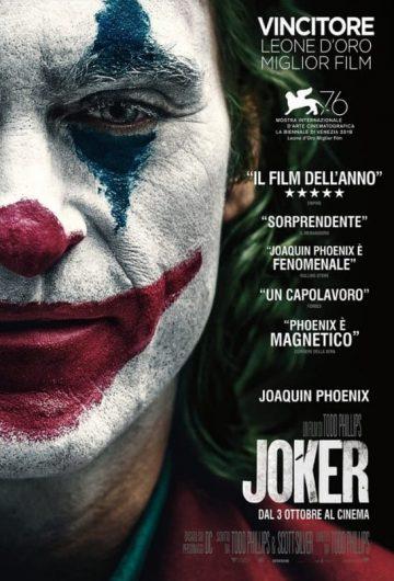 Joker locandina
