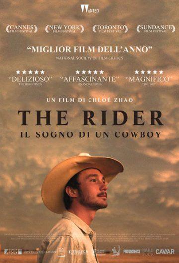The rider locandina