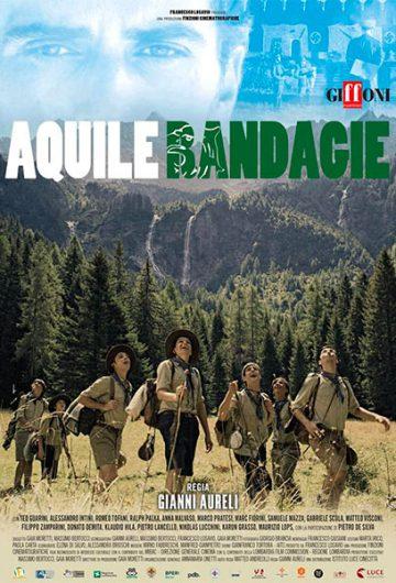 AQUILE RANDAGIE locandina