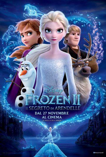 Frozen 2: Il segreto di Arendelle locandina