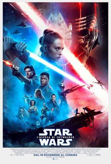 Star Wars: L'ascesa di Skywalker locandina