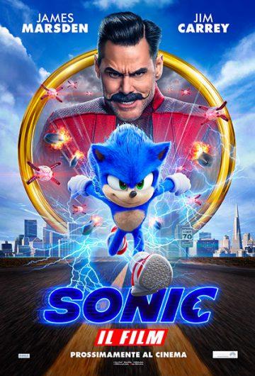 Sonic – Il Film locandina