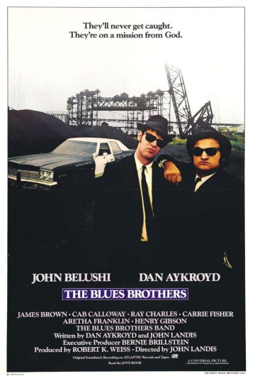 The Blues Brothers locandina