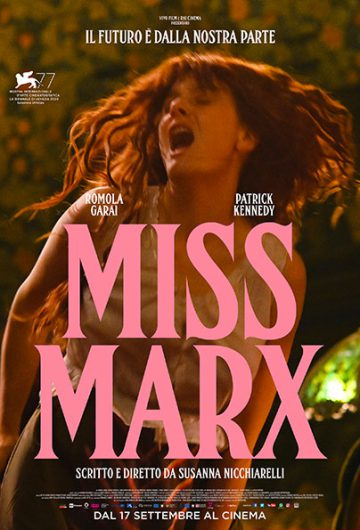 Miss Marx locandina