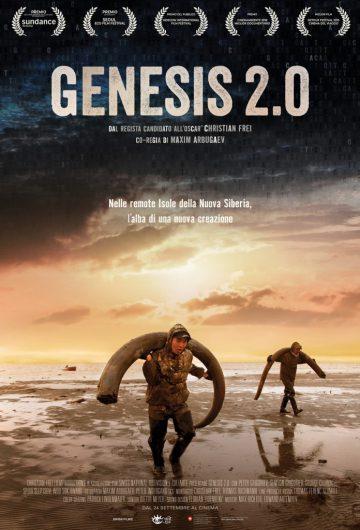Genesis 2.0 locandina