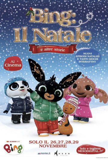 BING:IL NATALE E ALTRE STORIE locandina