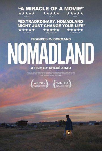 Nomadland locandina
