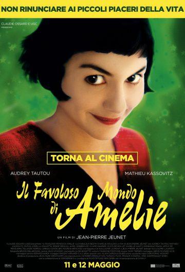 Il favoloso mondo di Amélie locandina