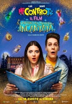 ME CONTRO TE IL FILM 2 – IL MISTERO DELLA SCUOLA INCANTATA locandina