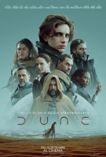 Dune locandina