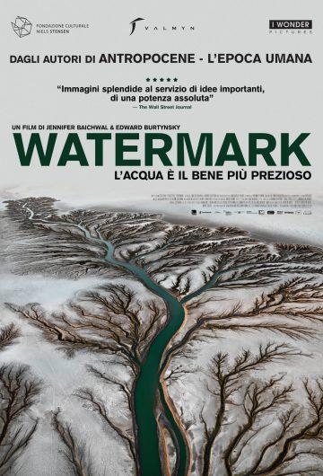 Watermark – L'acqua è il bene più prezioso locandina